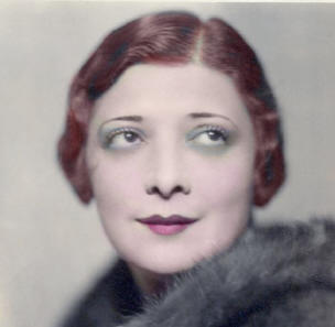 This image has an empty alt attribute; its file name is belle-baker-1925-color.jpg